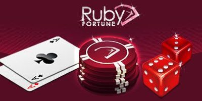 Try Your Luck With Ruby Fortune Reel